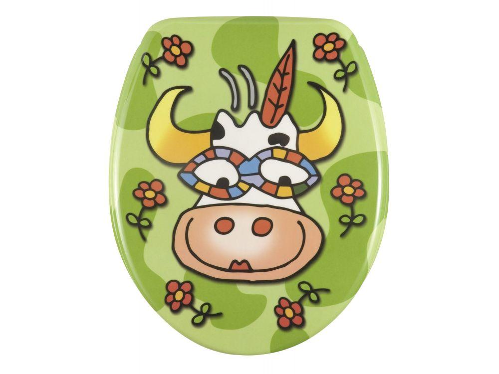 Wc-Sitz Cow