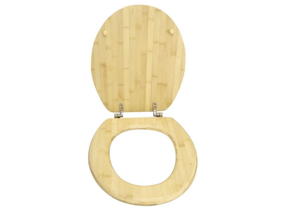 wenko wc sitz bambus braun kaufen. Black Bedroom Furniture Sets. Home Design Ideas