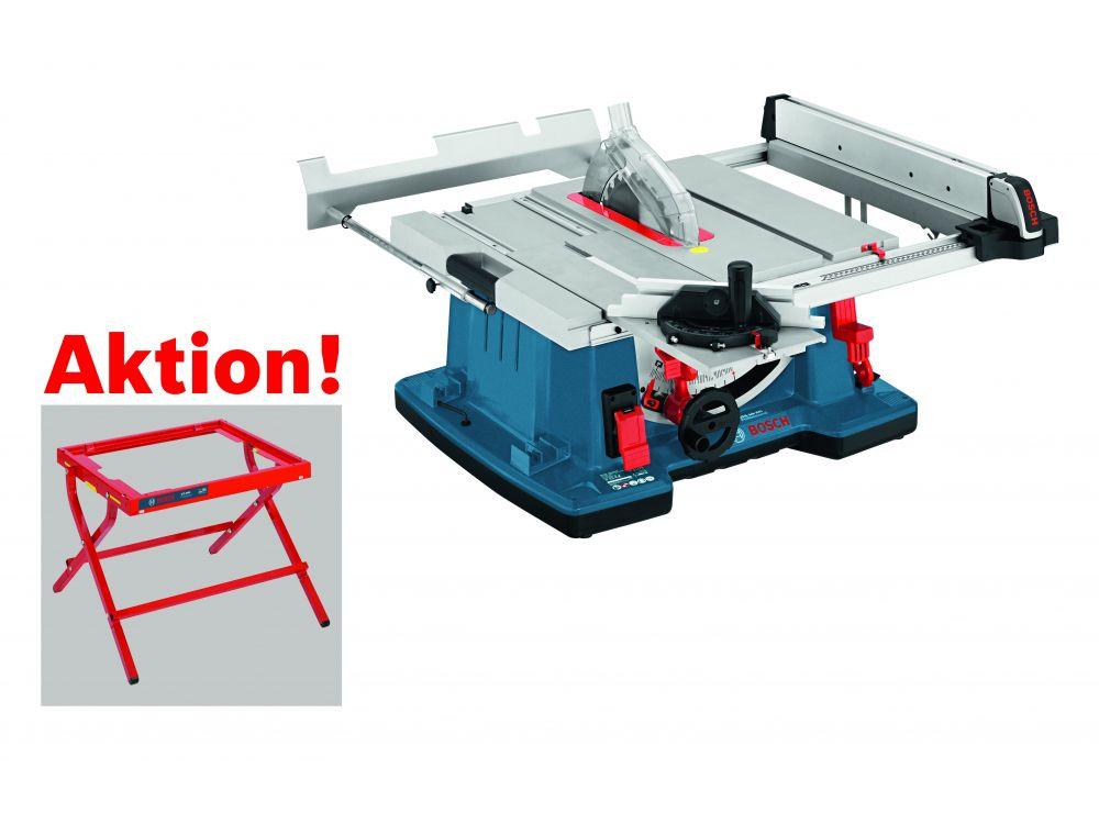 Gut bekannt Bosch Tischkreissäge GTS 10 XC, mit Arbeitstisch GTA 6000 kaufen TA92