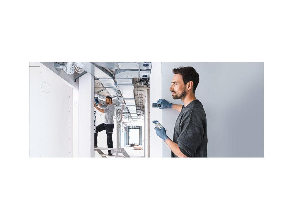 Bosch Entfernungsmesser Glm 50 C : Bosch laser entfernungsmesser glm c schutztasche kaufen