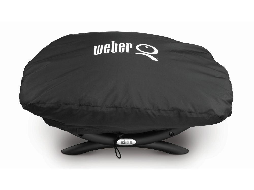 Weber Elektrogrill Q 1400 Preisvergleich : Weber abdeckhaube standard für q serie kaufen