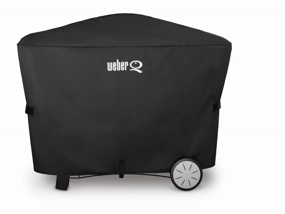 weber abdeckhaube premium f r q 3000 serie kaufen. Black Bedroom Furniture Sets. Home Design Ideas