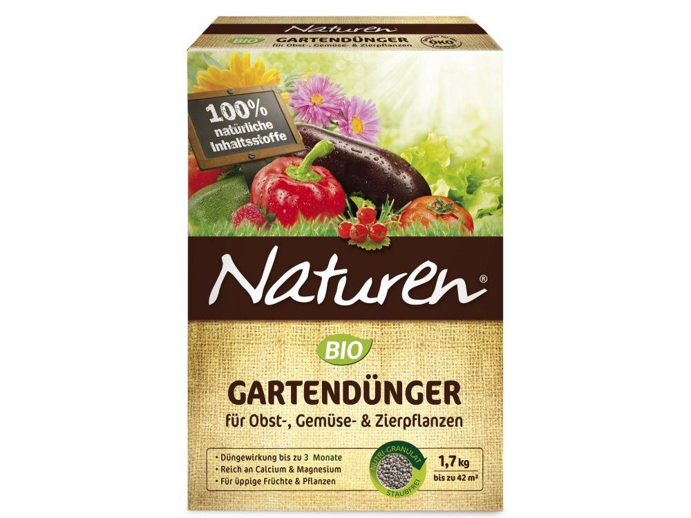 Naturen Bio Gartendünger 1,7kg