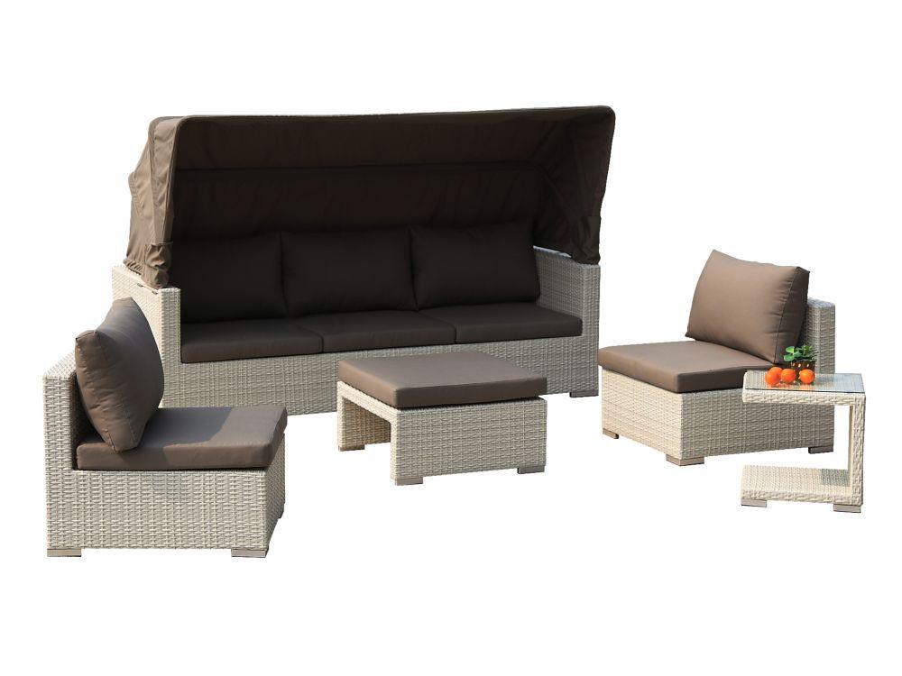frg funktions loungeset manacaor 5 teilig kaufen. Black Bedroom Furniture Sets. Home Design Ideas