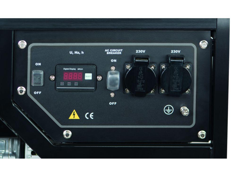 Stromerzeuger SG3500