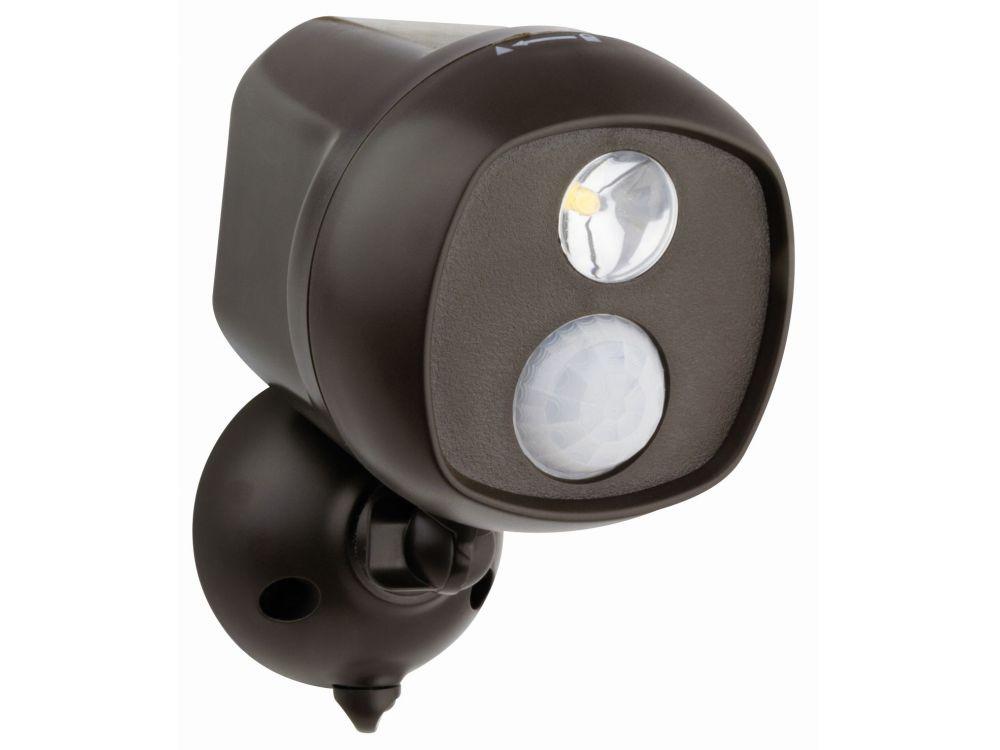 batterie led spot gro mit bewegungsmelder kaufen. Black Bedroom Furniture Sets. Home Design Ideas