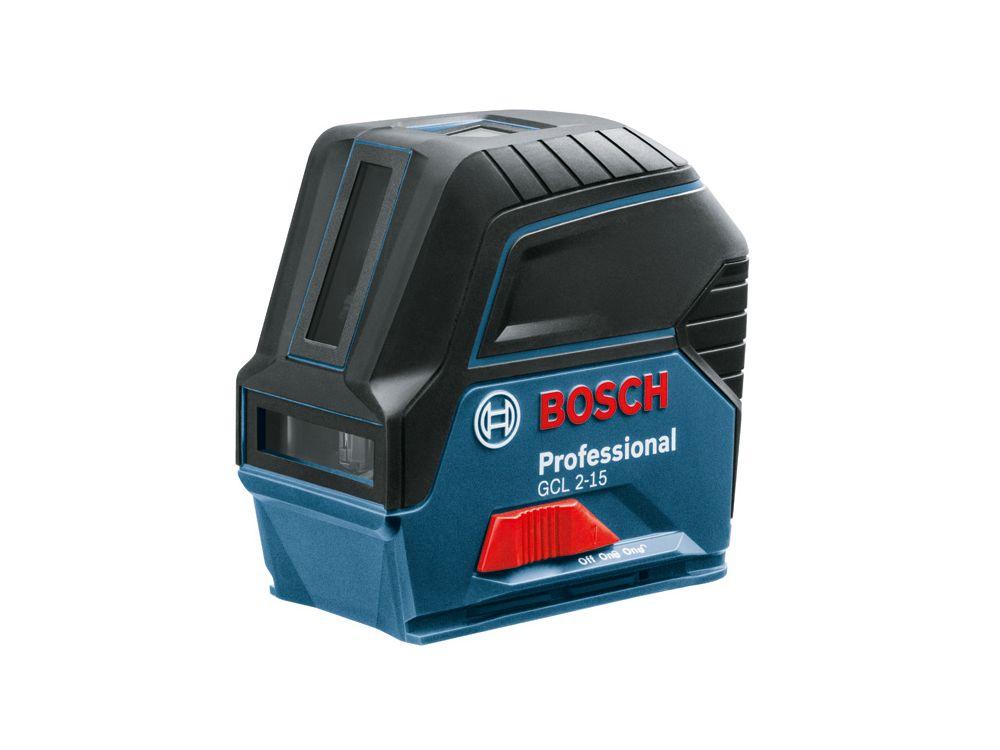 Laser Entfernungsmesser Linienlaser : Bosch punkt linien laser gcl 2 15 rm 1 kaufen