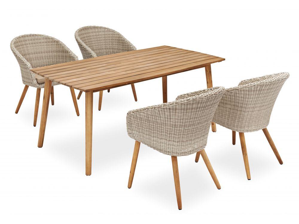 Landmann Cucullia Dining Sessel, Kunstfasergeflecht kaufen