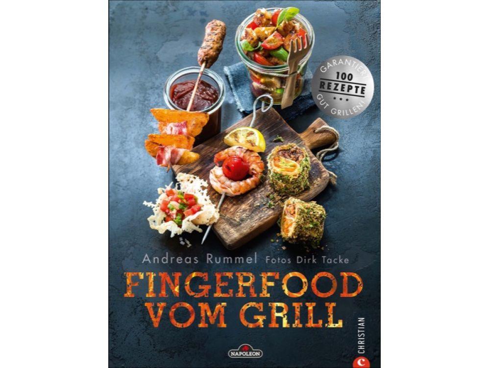 Napoleon Fingerfood vom Grill, Buch jetztbilligerkaufen
