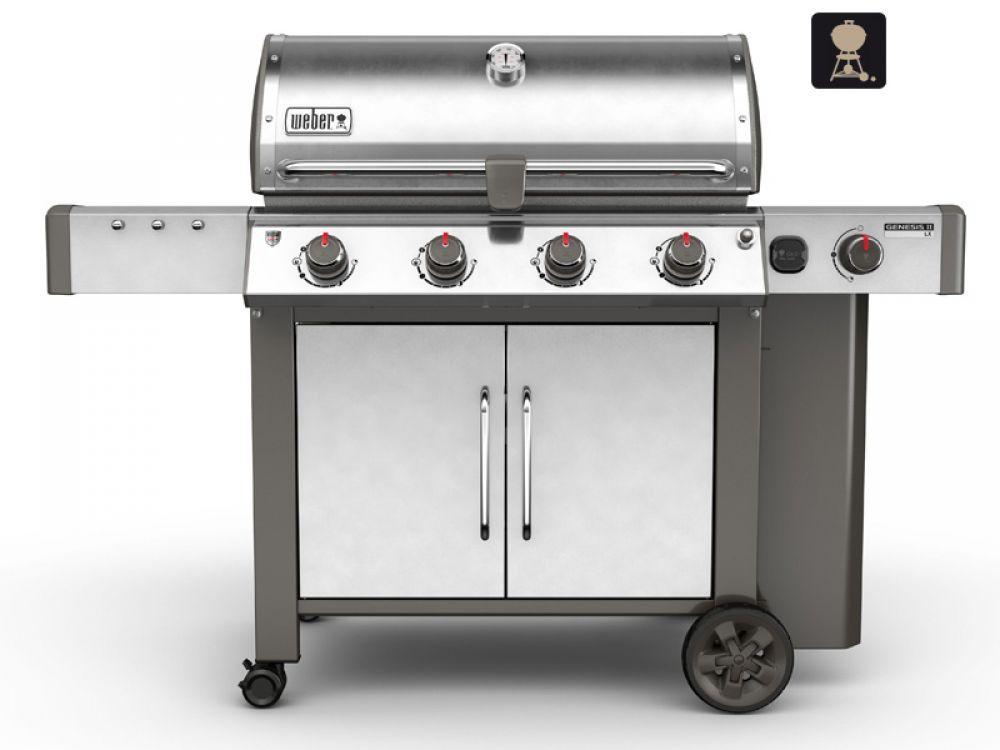 Weber Outdoor Küche Edelstahl : Outdoor küche für weber grill weber summit s gbs edelstahl