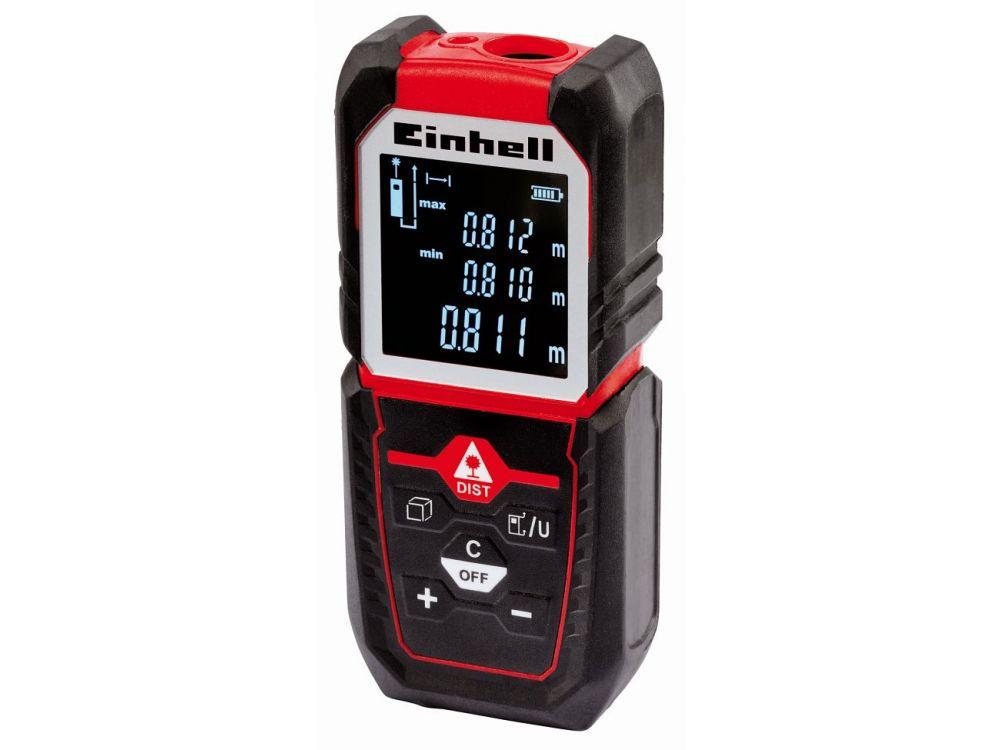 Laser Entfernungsmesser Schnittstelle : Einhell laser distanzmesser tc ld kaufen