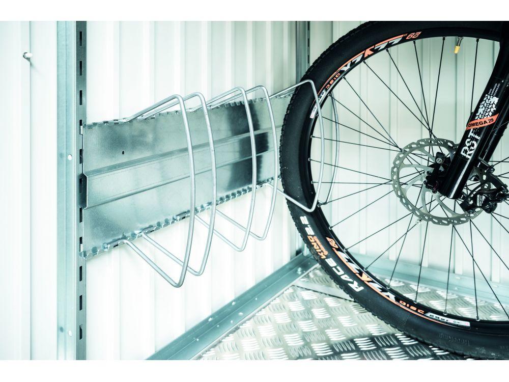 Biohort Fahrradständer Set für 3 Räder 72x15x33 cm jetztbilligerkaufen