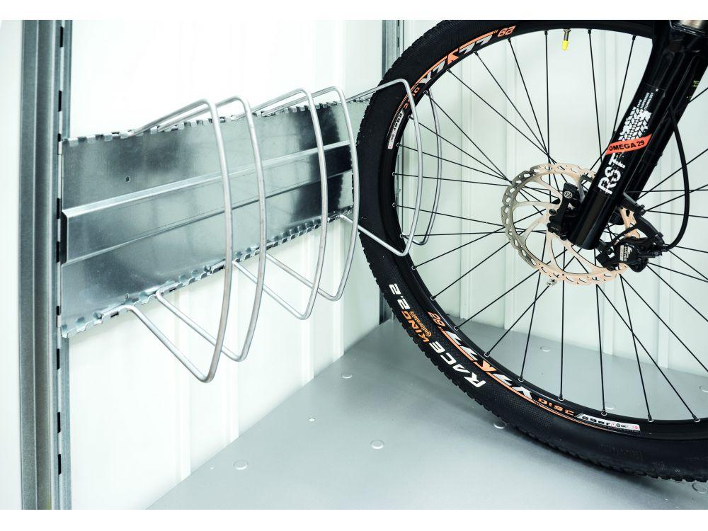 Biohort Fahrradständer StoreMax inkl Regalsteher 72x15x33 cm jetztbilligerkaufen