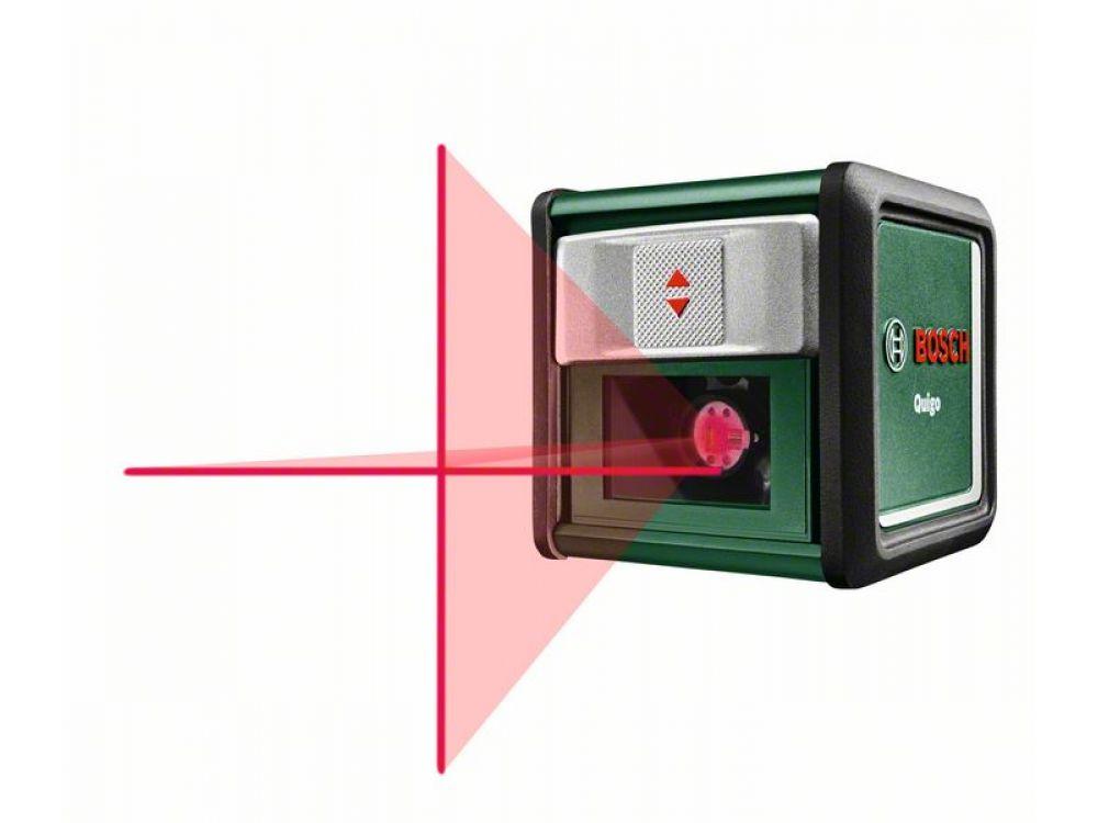 Kreuzlinien-Laser Quigo