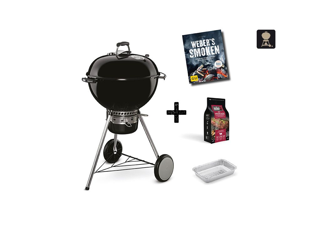 Weber Holzkohlegrill Master Touch Gbs 57 Cm Special Edition Pro : Weber master touch gbs special edition pro cm black kaufen