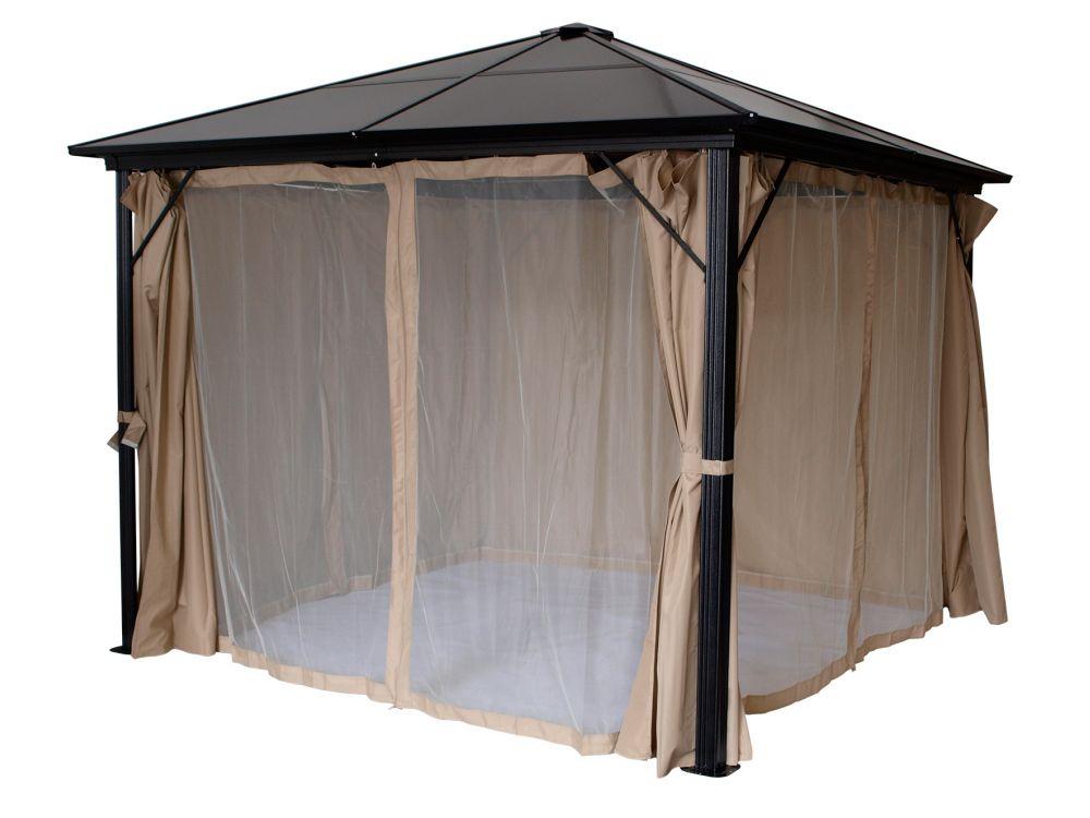 Extrem FRG Pavillon MONTREAL 3x3 Meter kaufen TX98