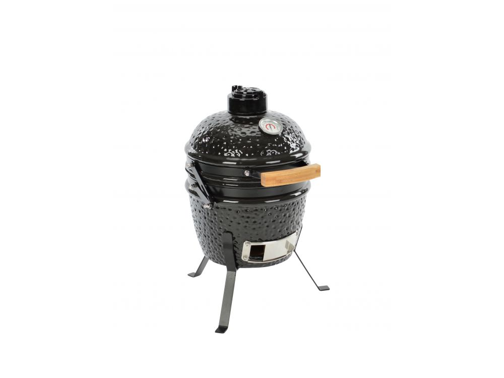 Landmann Holzkohlegrill Indirekt : Landmann mini kamado grill d cm keramik schwarz kaufen