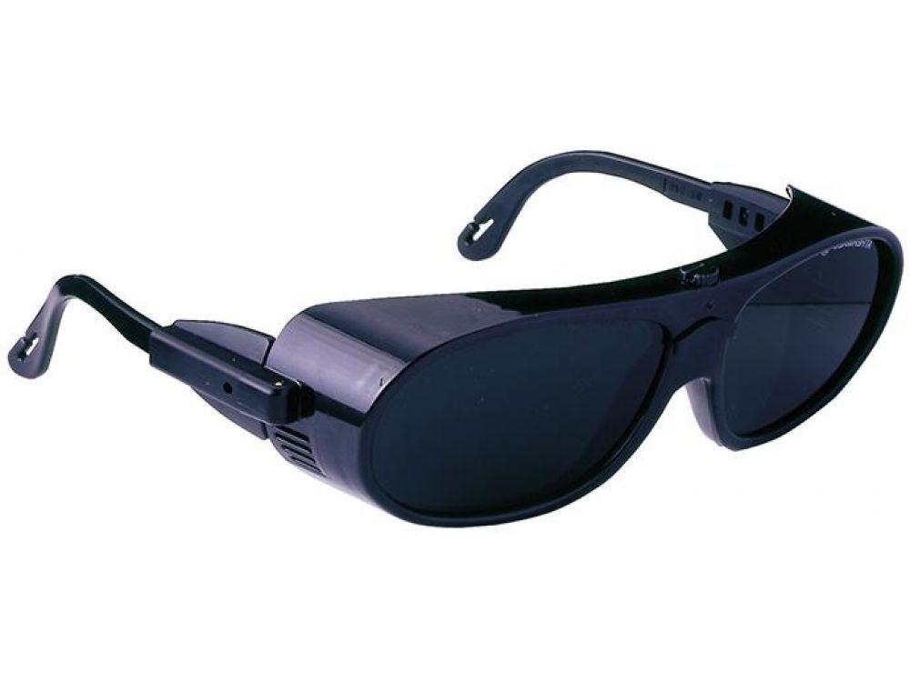 Ersatz-Gläser für Brille Oslo DIN 5 Farbe:farblos