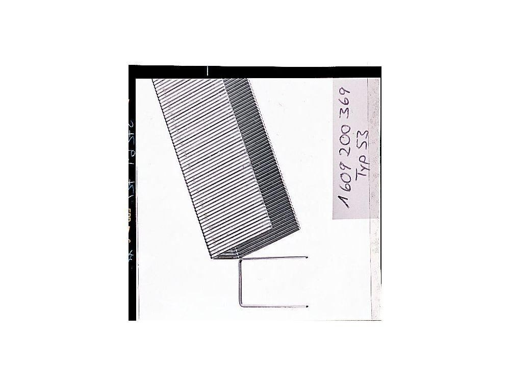 Premium Tackerklammern Typ 11 1000 Stück 10mm