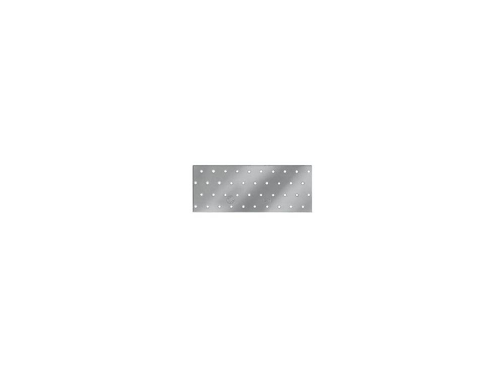 Lochplatte BiLo feuerverzinkt Bierbach Abmessung:100 x 200 x 2,0 mm