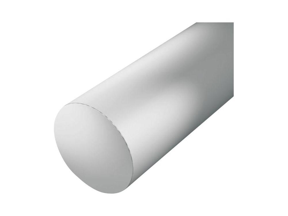 Rundstange silberfarbig Aluminium Abmessung:1000 x 5mm