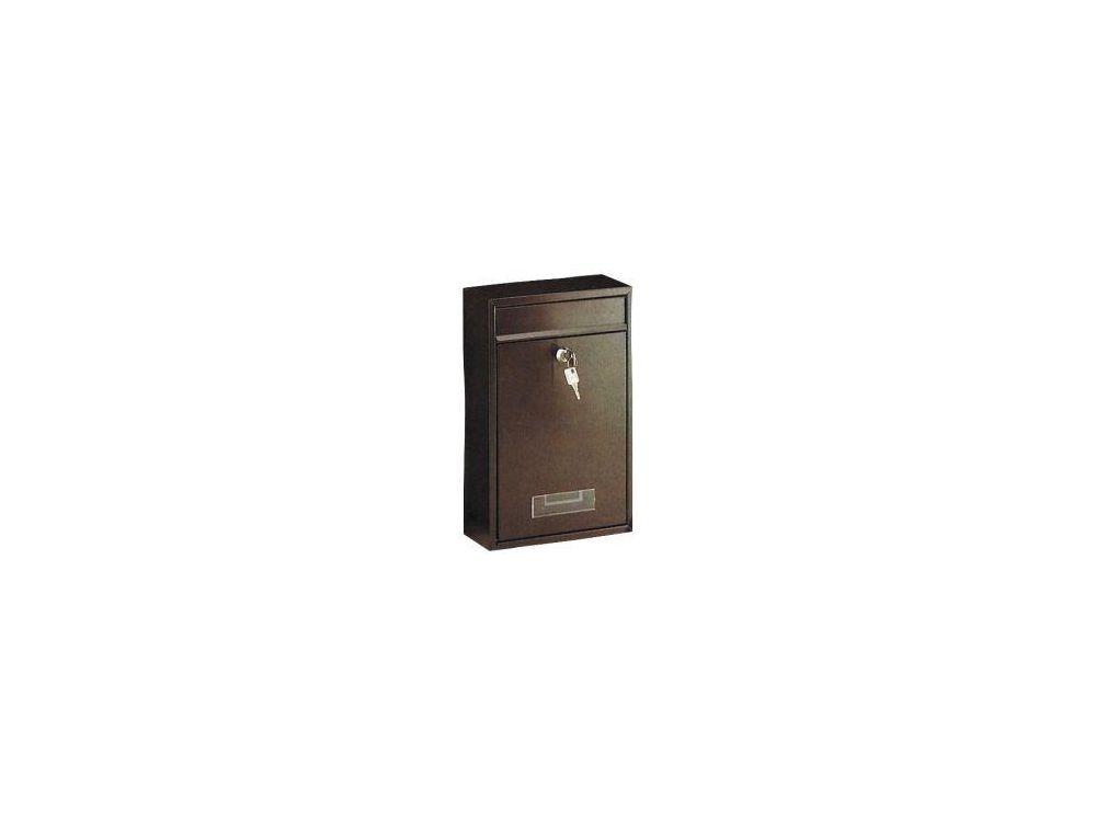 Rottner Security Briefkasten Tarvis Farbe:weiß - broschei