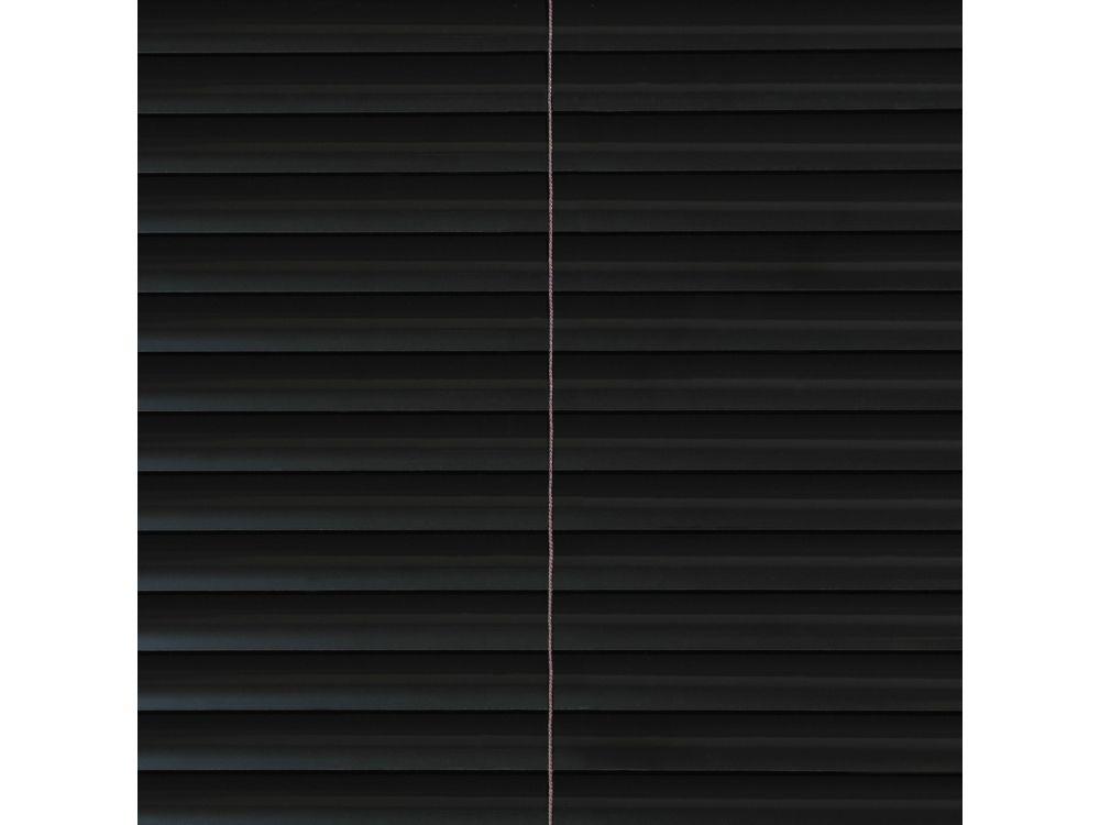 heißer verkauf billig heiß-verkauf echt hohe Qualität Liedeco Jalousie aus Alu Aluminium-Jalousie schwarz 160 cm 150 cm ...