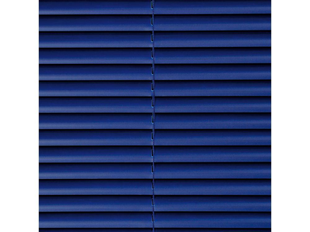 liedeco jalousie aus kunststoff 160 cm l nge kunststoff jalousie orientblau 120 cm kaufen. Black Bedroom Furniture Sets. Home Design Ideas