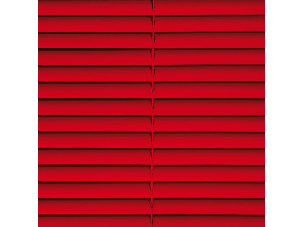 liedeco jalousie f r t ren 220 cm l nge kunststoff jalousie rot 80 cm kaufen. Black Bedroom Furniture Sets. Home Design Ideas