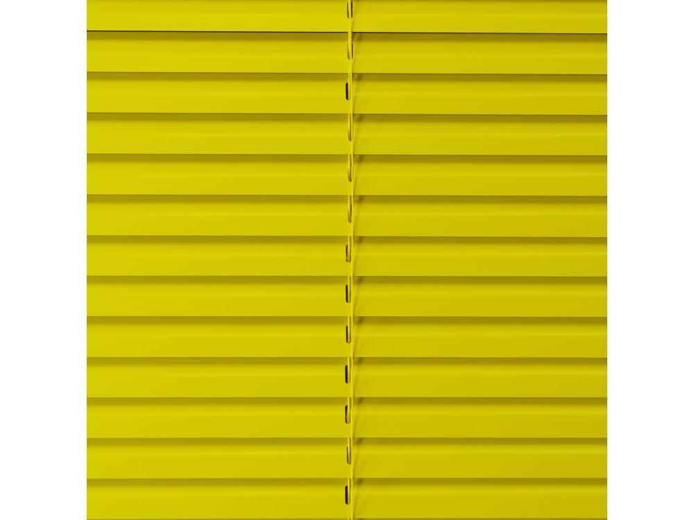 liedeco jalousie aus aluminium sonnen gelb jalousie f r fenster und t r 60 cm 40 cm kaufen. Black Bedroom Furniture Sets. Home Design Ideas
