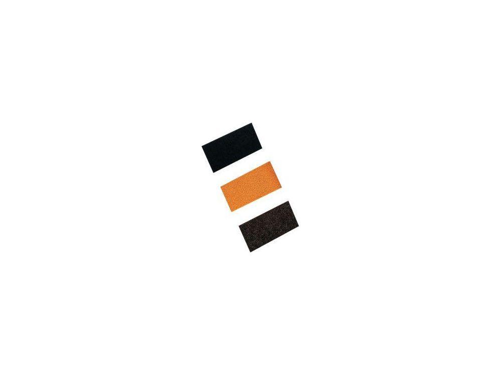 Reibebrettbelag Kronen-Hansa Auflagematerial:Zellgummi Länge x Breite x Stärke:280 x 140 x 10mm