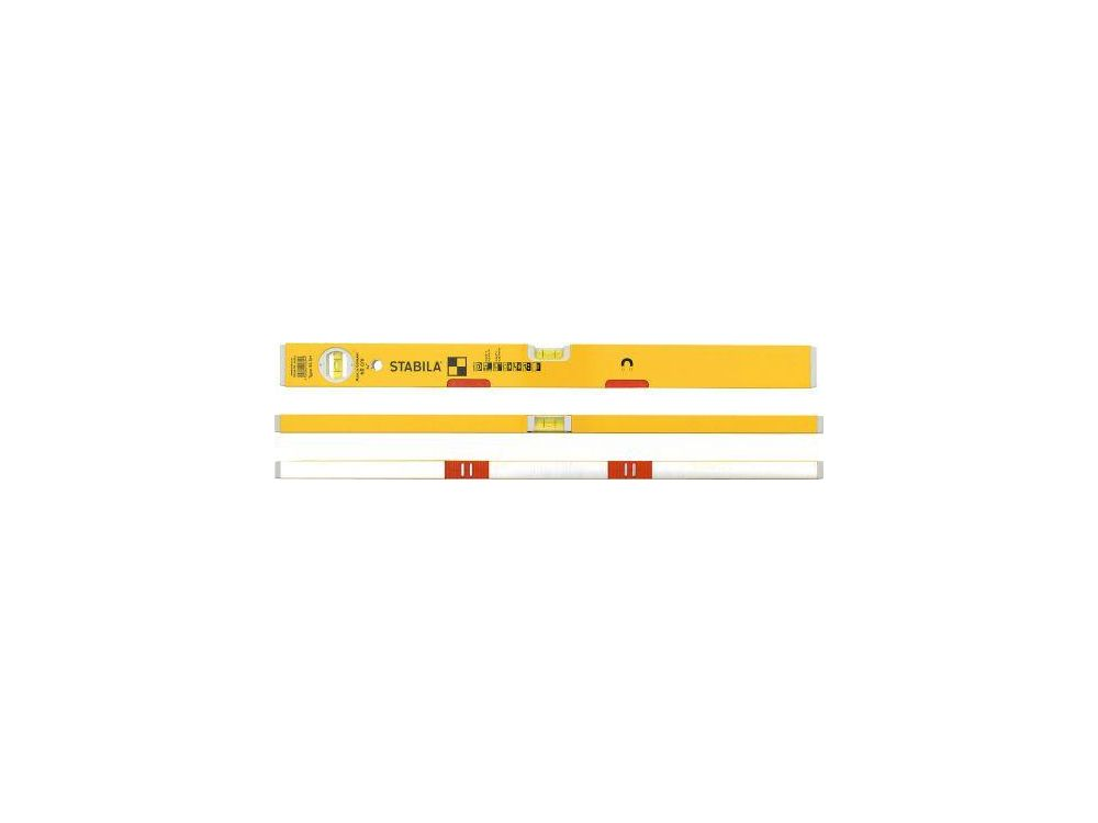 Stabila Wasserwaage STABILA Leichtmetall mit Magnet Länge:150cm