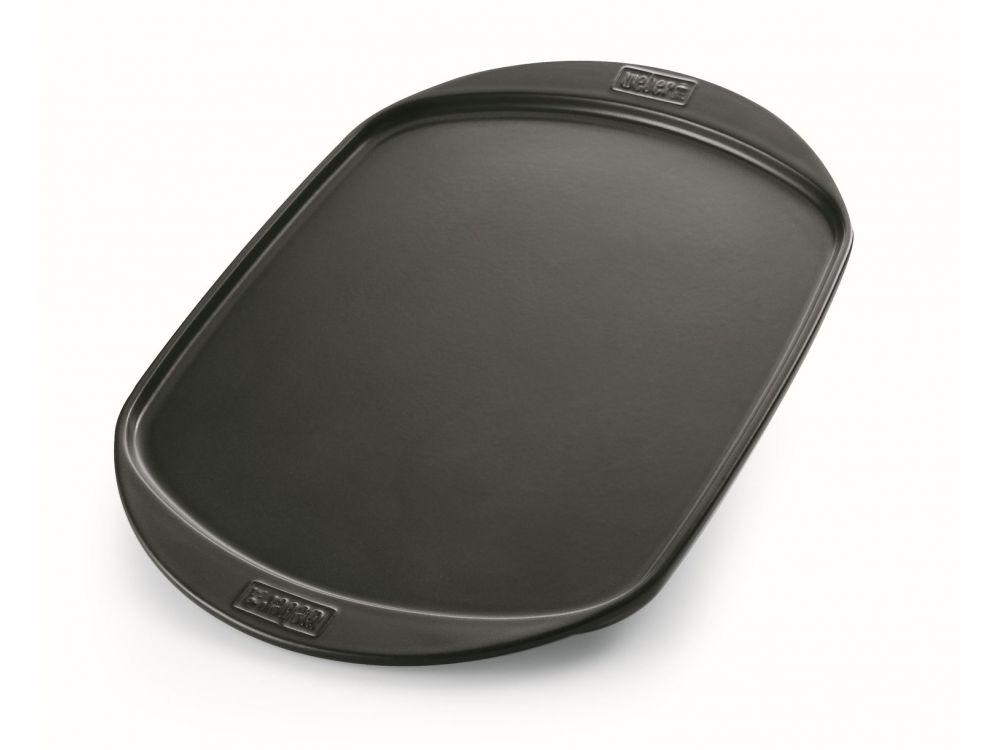 weber keramische grillplatte klein und gro f r alle holzkohlegrills u kaufen. Black Bedroom Furniture Sets. Home Design Ideas