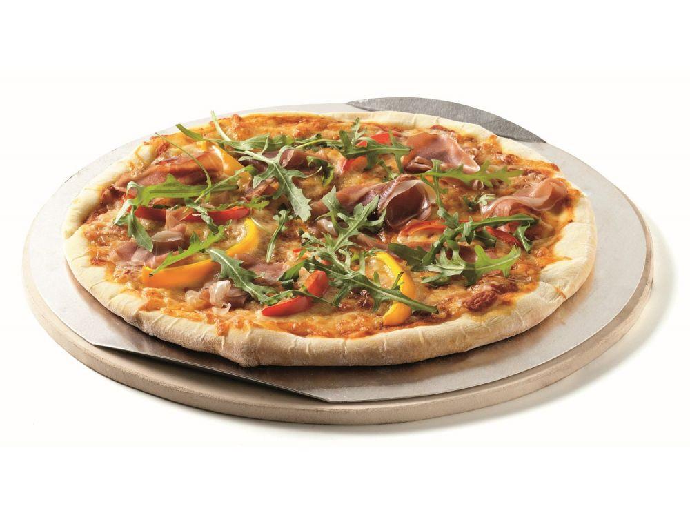 Pizzastein Für Gasgrill Landmann : Weber pizzastein inkl. blech kaufen