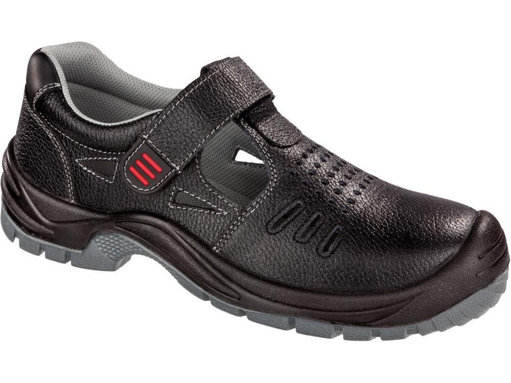 Sich.Sandale 641830,S1P Größe:39 bei Handwerker-Versand.de