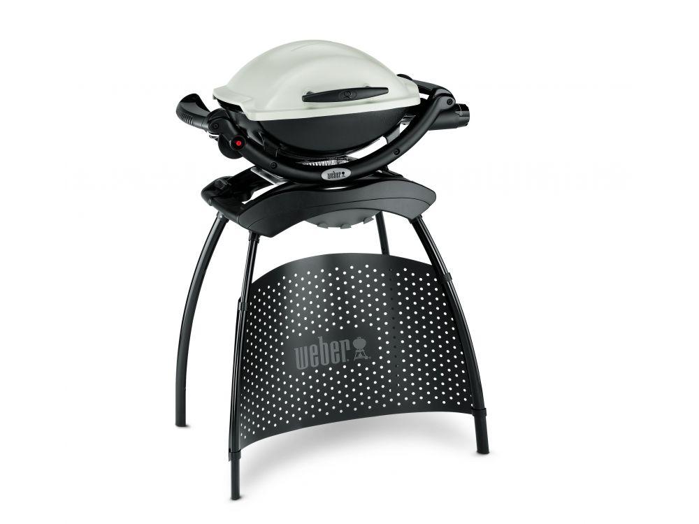 weber q 1000 stand titan mit stand kaufen. Black Bedroom Furniture Sets. Home Design Ideas