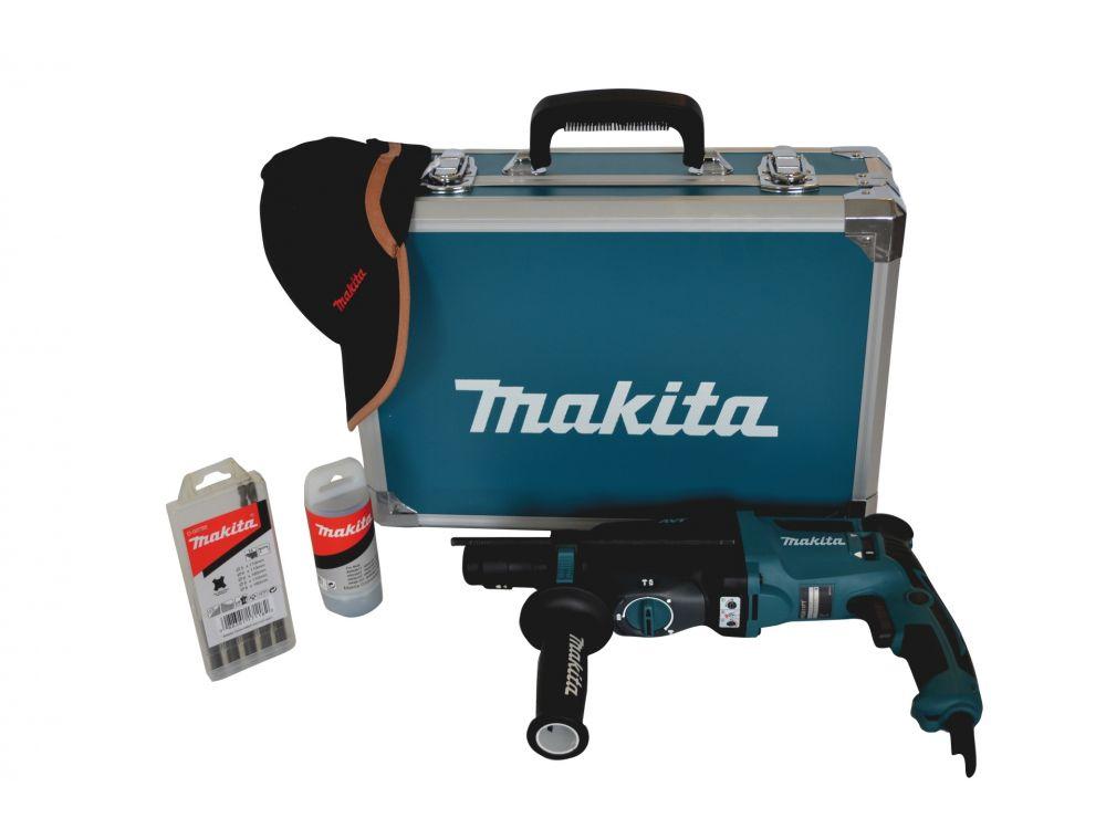 Makita Entfernungsmesser Set : Makita kombihammer für sds plus mm hr ft kaufen