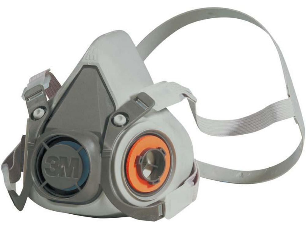 Atemschutzmaske 3M Größe:L