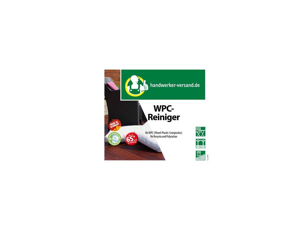 WPC-Reiniger Inhalt:1l