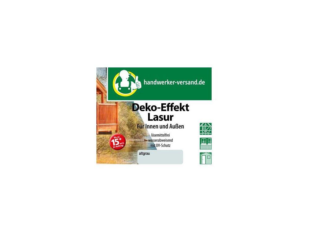 Handwerker deko effekt 250ml tannengr n kaufen for Deko versand