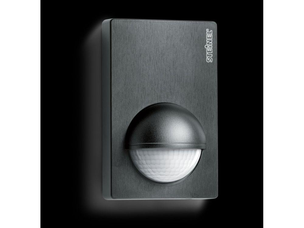steinel infrarot bewegungsmelder is 180 2 inox kaufen. Black Bedroom Furniture Sets. Home Design Ideas
