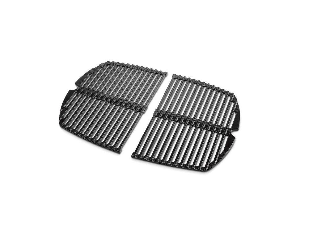 weber grillrost set f r elektrogrill q 140 1400 serie. Black Bedroom Furniture Sets. Home Design Ideas