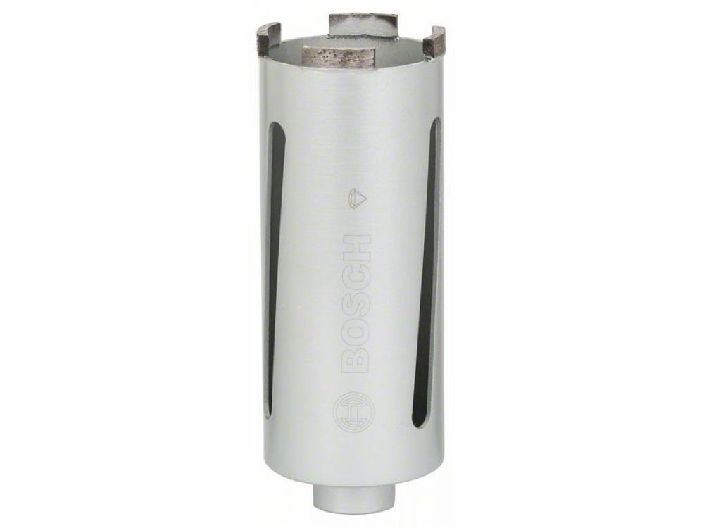"""52 mm Bosch Diamanttrockenbohrkrone G 1//2/"""" 4, 150 mm Standard for Universal"""