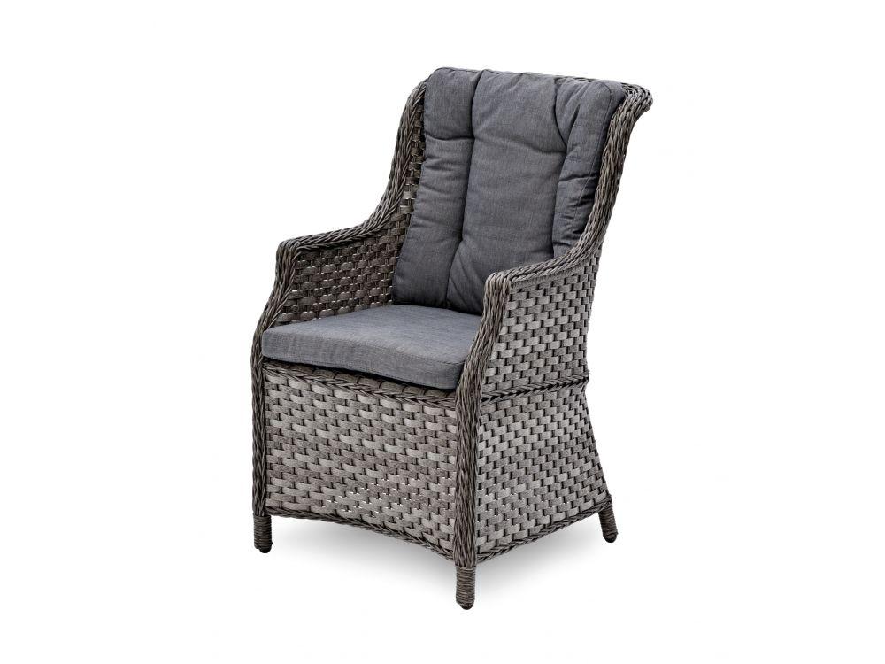 LANDMANN Sessel inkl. Sitzkissen Sitz- und Rückenlehne:hoch Lieferumfang:Sitz-u. Rückenkissen