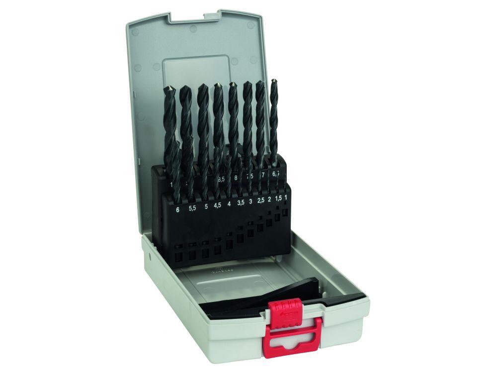 bosch metallbohrer set probox 25 teilig metall hss g kaufen. Black Bedroom Furniture Sets. Home Design Ideas