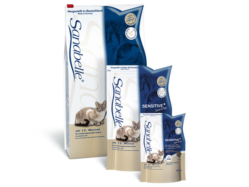 Cat Sanabelle Sensitive Lamm Ausführung:2kg