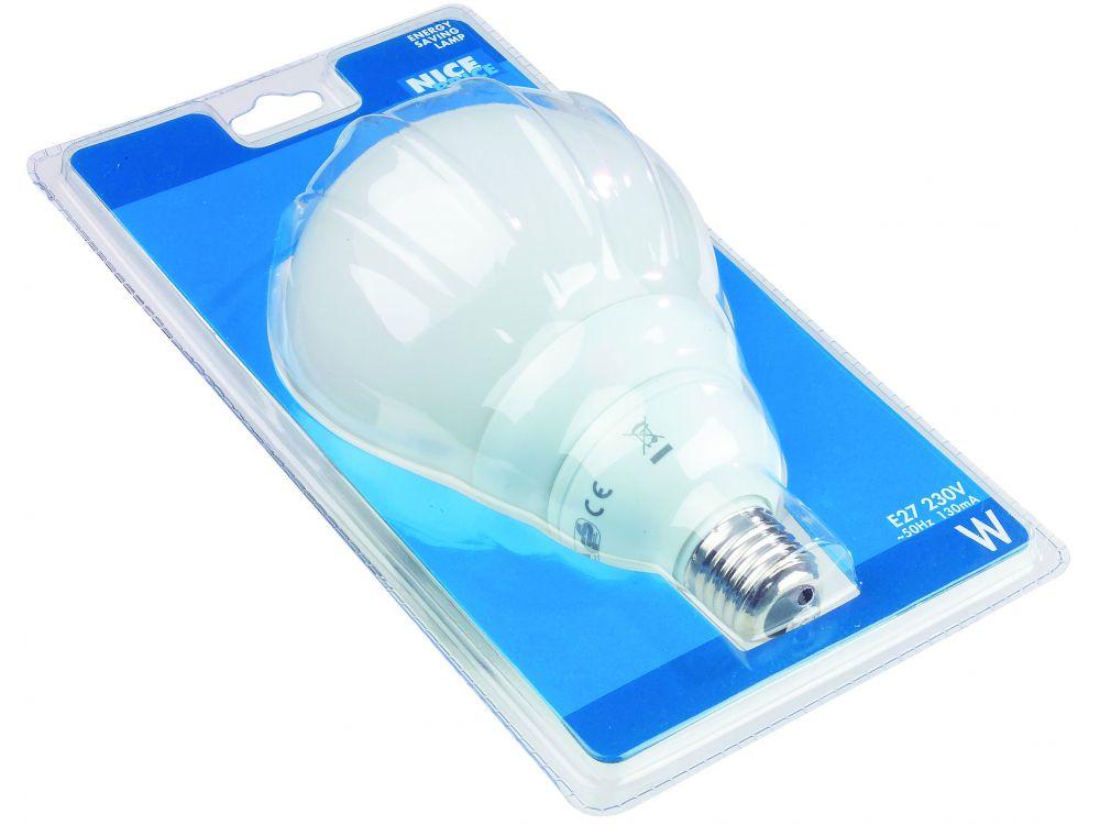 Energiesparleuchte Nice Price Warmton Ausführung:15W