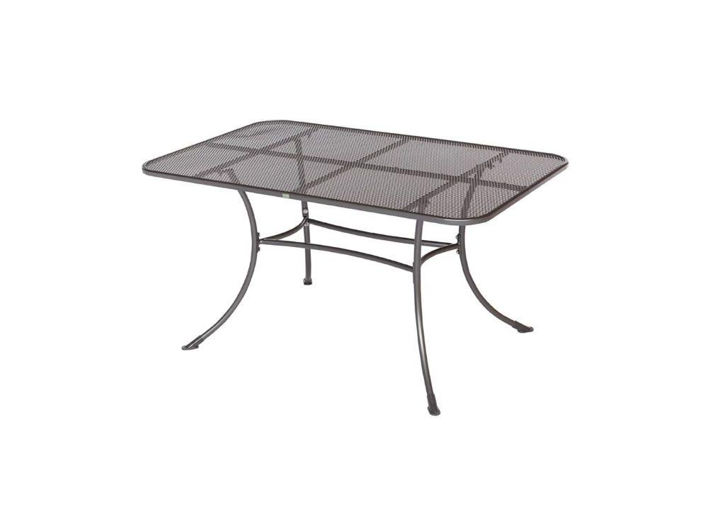 Frg Tisch Rivo Aus Streckmetall Rechteckig 166x90cm Kaufen