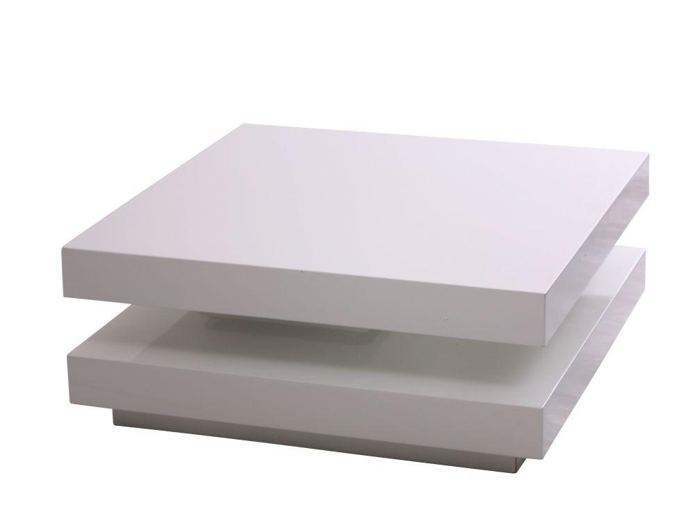 Indoor Couchtisch MODULAR 75x75cm Farbe:Sonoma ...