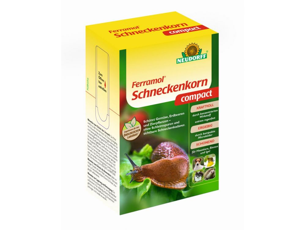 Ferramol Schneckenkorn Compact Inhalt:700g
